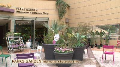 PARKS GARDEN Information+Botanical shop